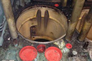 Floating repairs